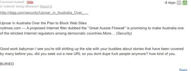 Digg - Australia's Firewall: What2019s NOT mentioned even more scary